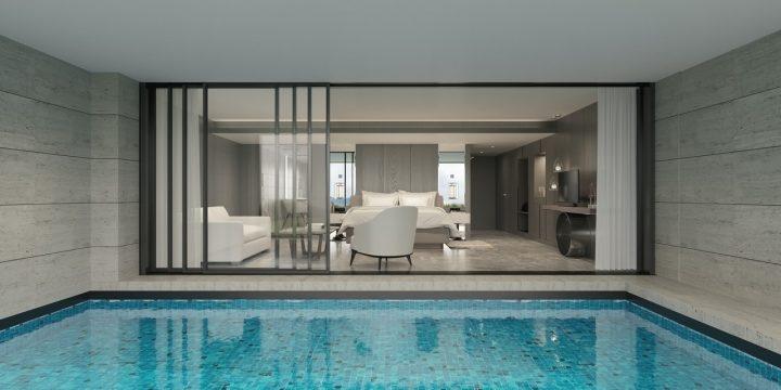 piscine taxe